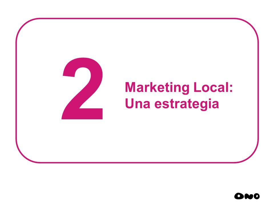 2 Marketing Local: Una estrategia