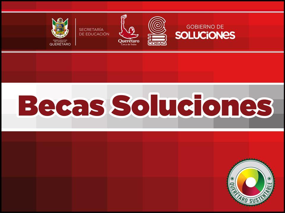 El Gobernador José Calzada Rovirosa firma con las universidades públicas y privadas las Becas SOLUCIONES, así los jóvenes queretanos podrán continuar con sus estudios profesionales y alcanzar cada una de sus metas.