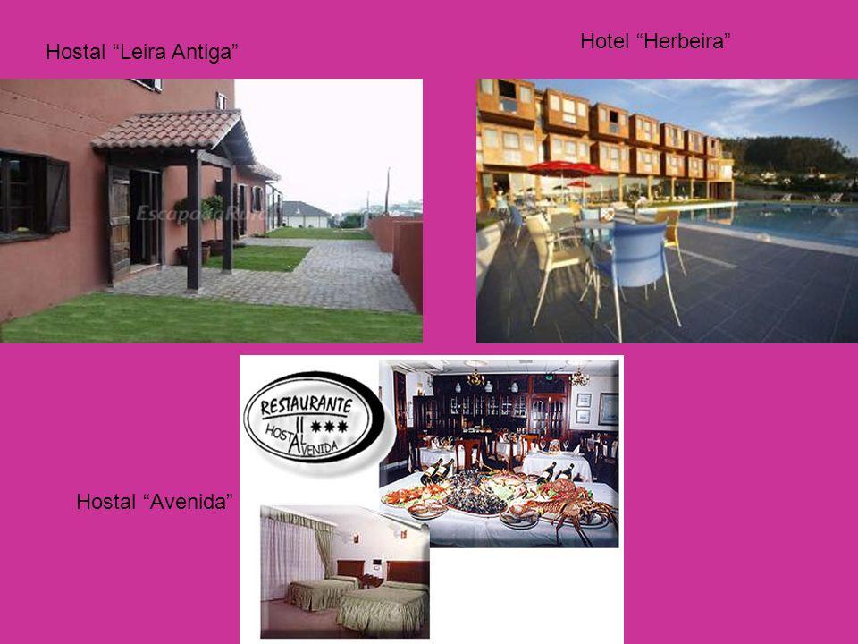 Hostal Leira Antiga Hotel Herbeira Hostal Avenida