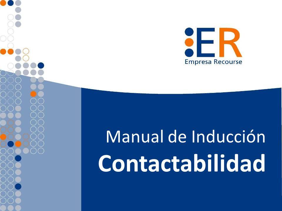 Manual de Inducción Contactabilidad