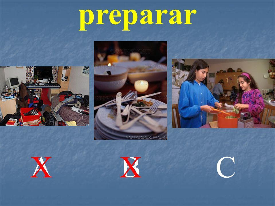 preparar ABCXX