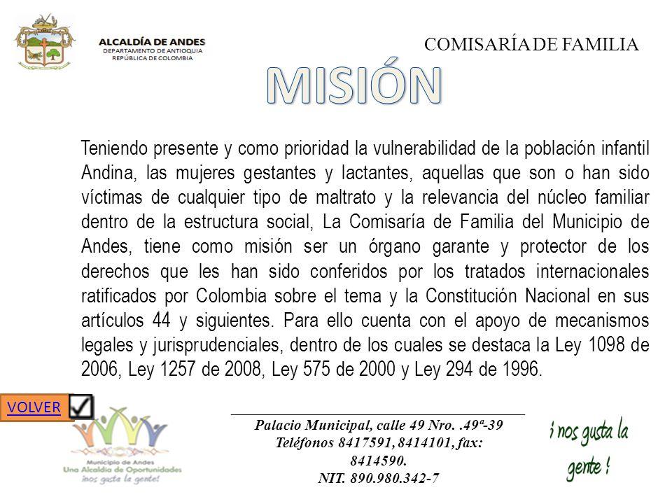 Teniendo presente y como prioridad la vulnerabilidad de la población infantil Andina, las mujeres gestantes y lactantes, aquellas que son o han sido v