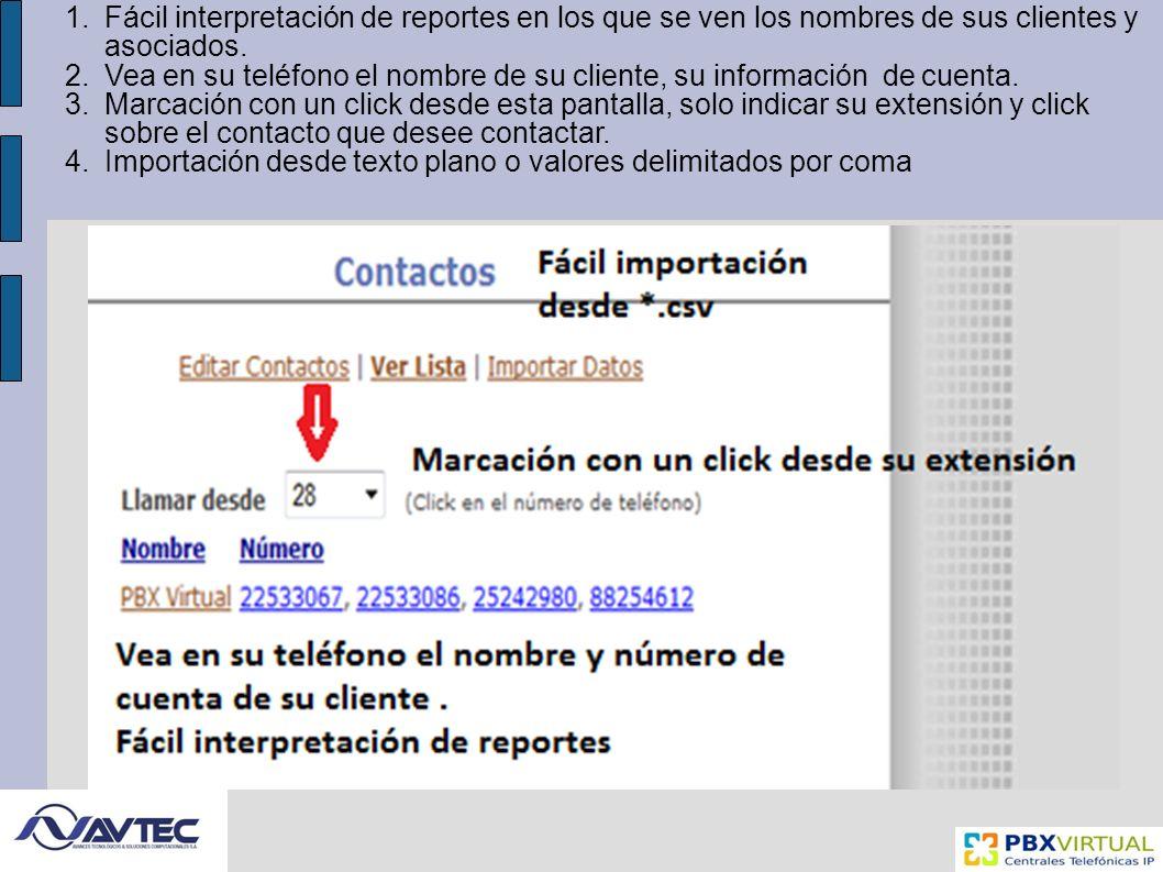 Reportes al correo de los administradores con la gestión telefónica automático