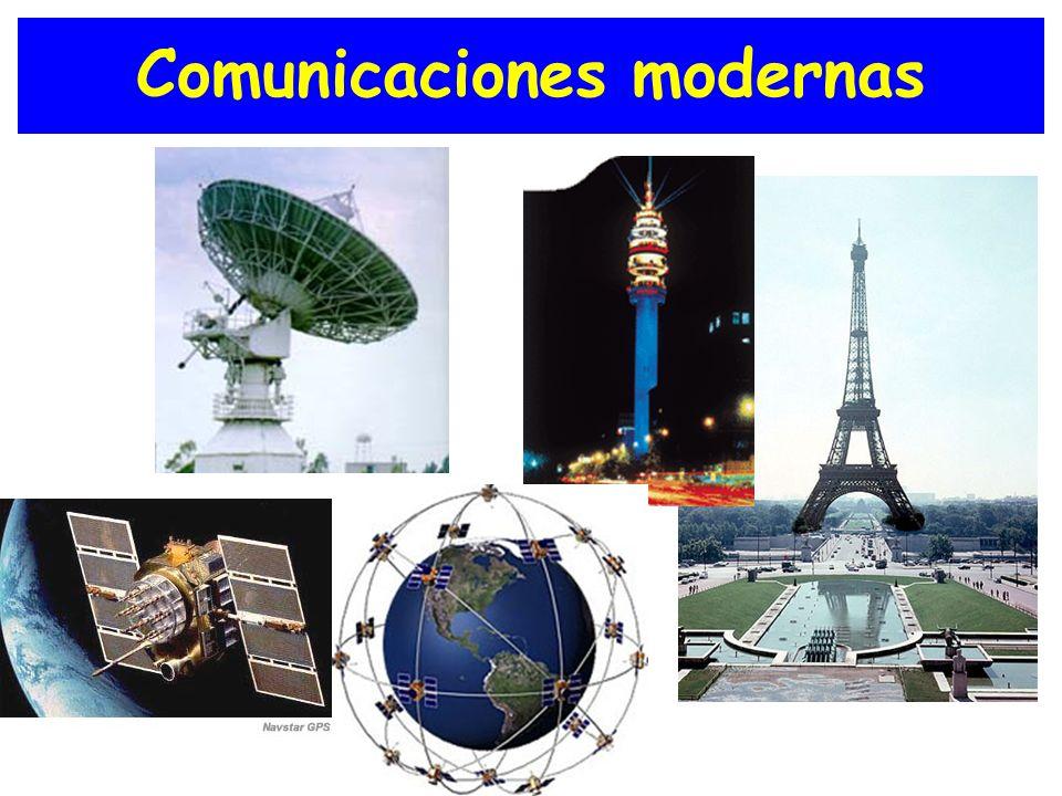 Comunicaciones modernas Computad or personal