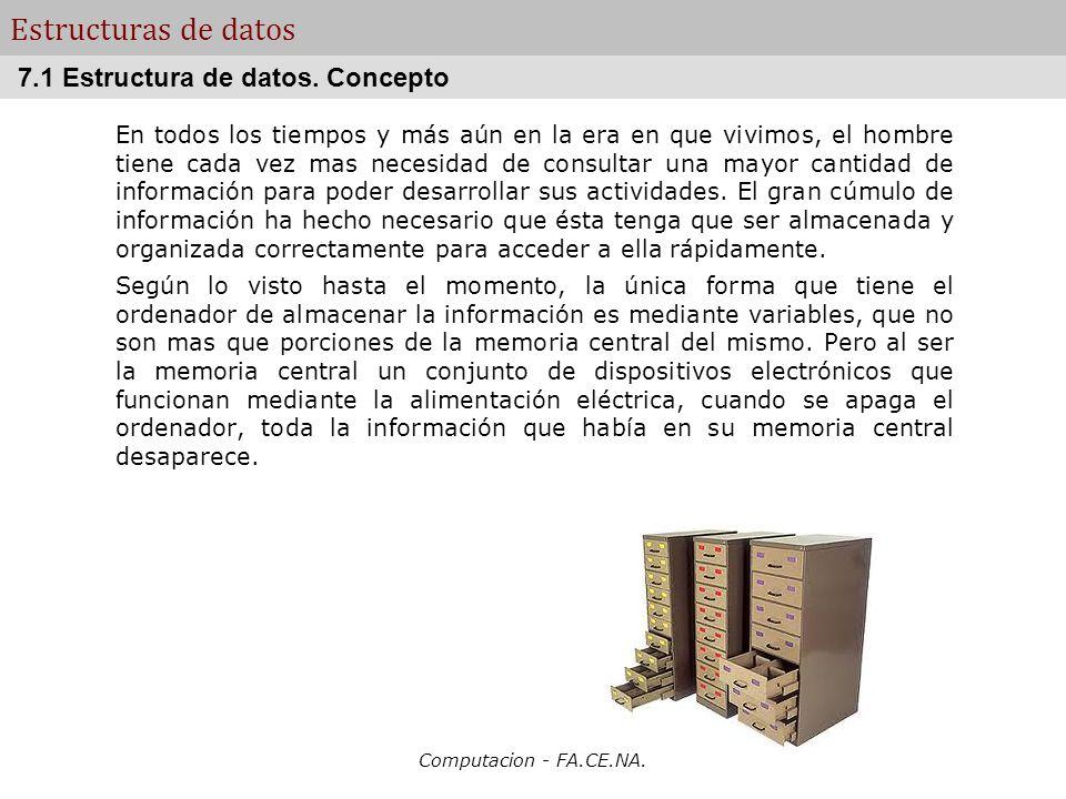 Computacion - FA.CE.NA.