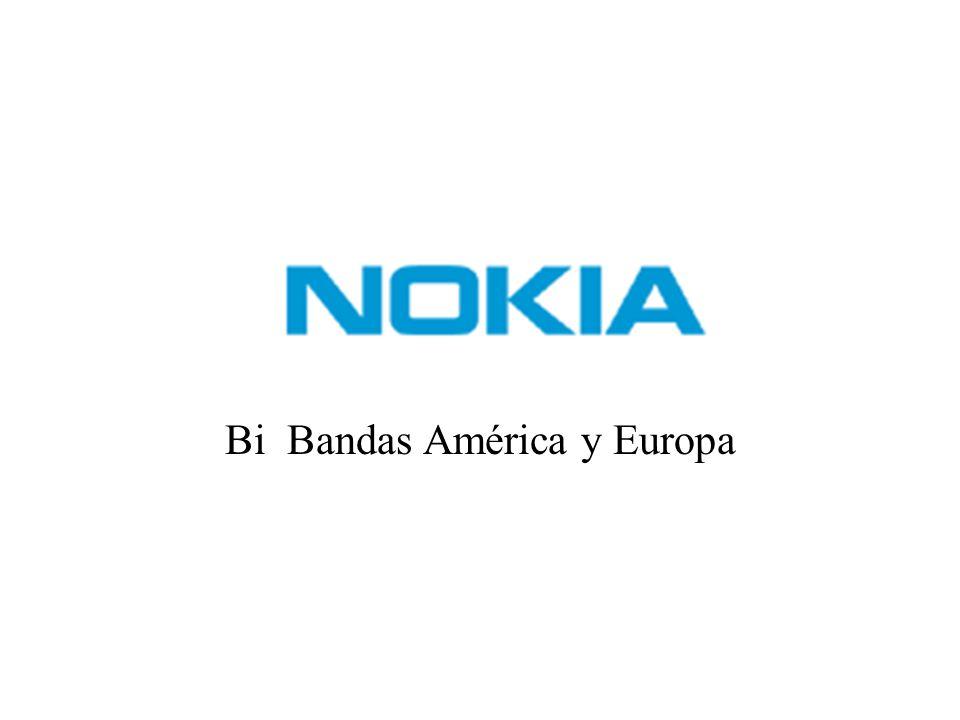 Bi Bandas América y Europa