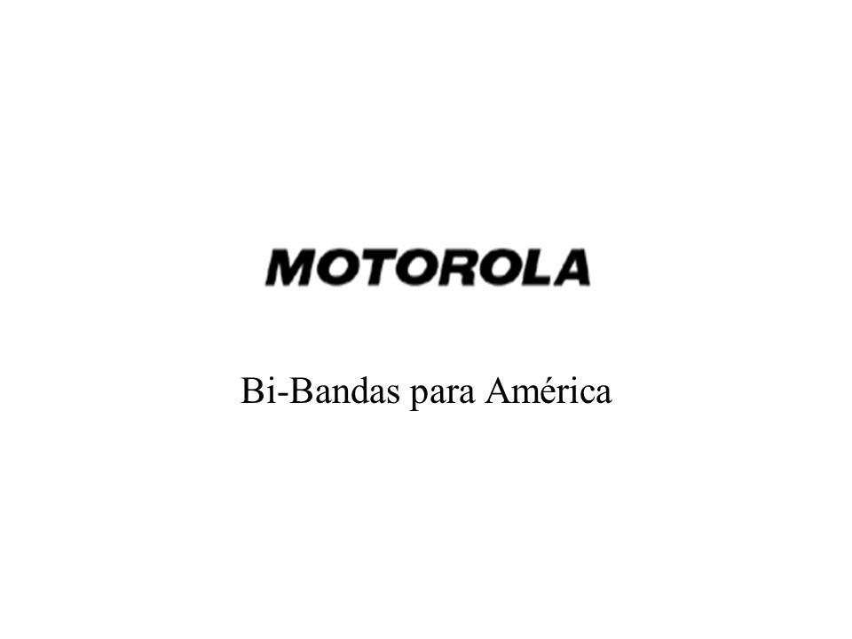 Bi-Bandas para América