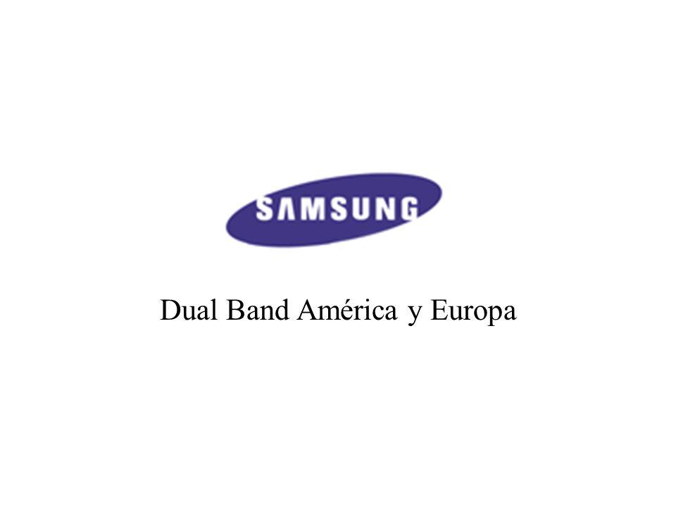 Dual Band América y Europa