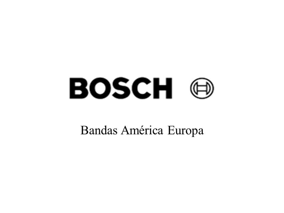 Bandas América Europa