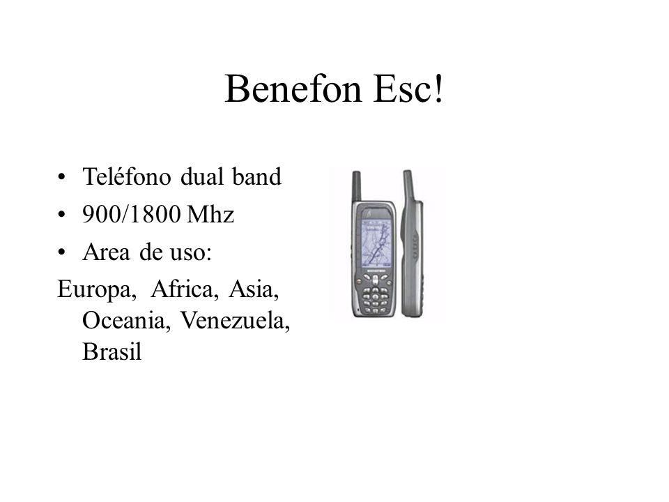 Benefon Esc.