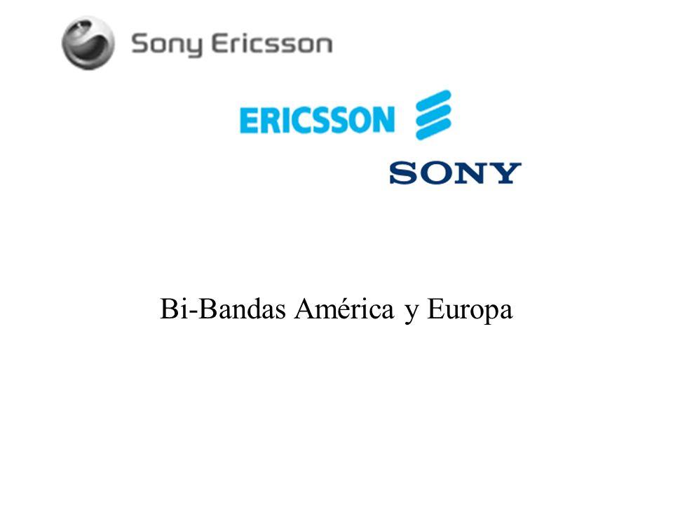 Bi-Bandas América y Europa
