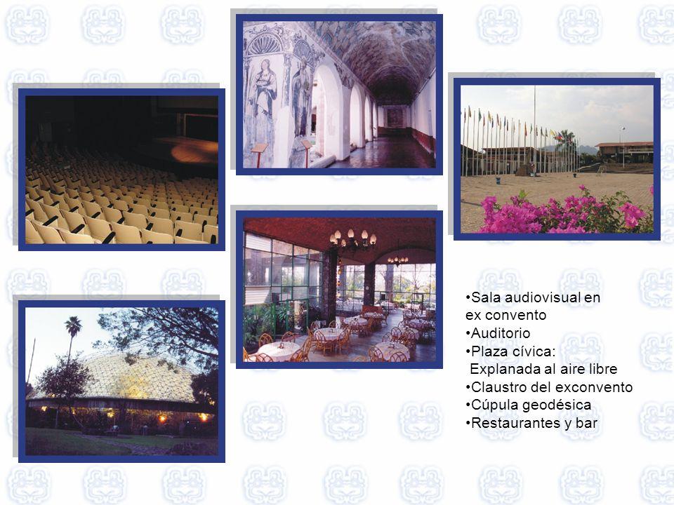 BALNEARIO: BALNEARIO: Zona de Meseta: Alberca olímpica, fosa de clavados y chapoteadero (27º Promedio).