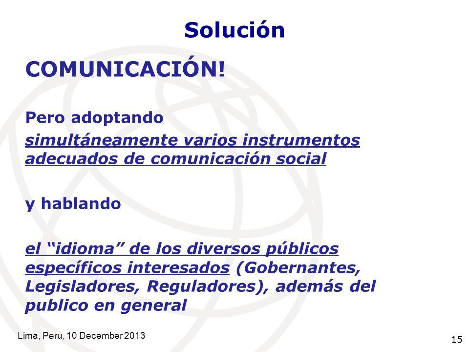 15 Solución COMUNICACIÓN.