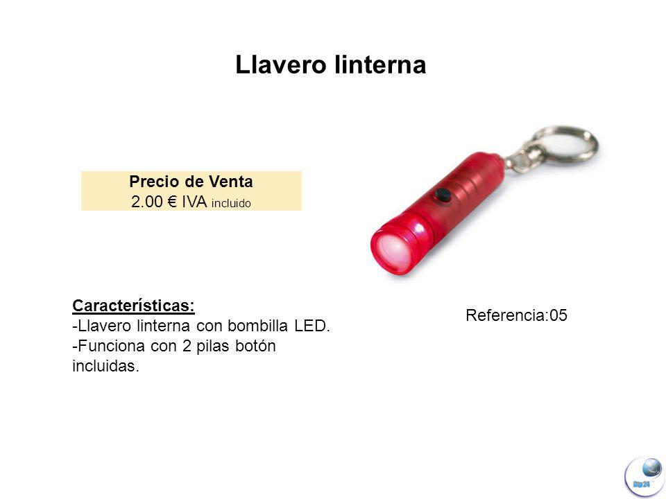 Cenicero lata Referencia:06 Características: -Cenicero hecho con latas de refresco Precio de Venta 1.00 IVA incluido