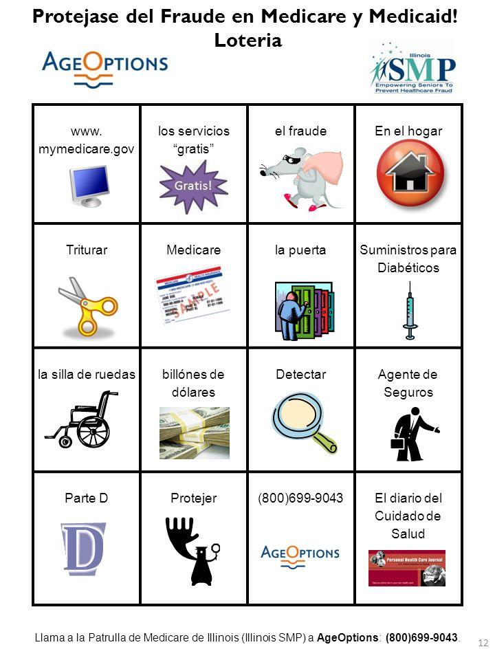 www. mymedicare.gov los servicios gratis el fraudeEn el hogar Triturar Medicare la puerta Suministros para Diabéticos la silla de ruedas billónes de d