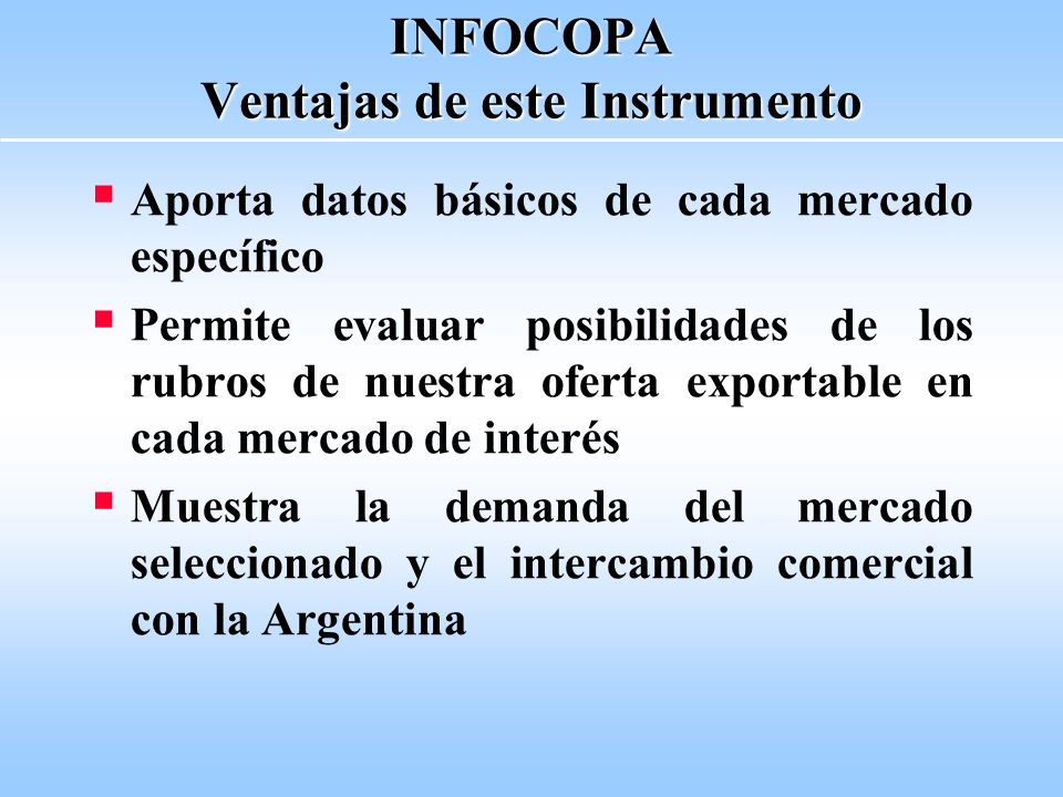 Información Útil: Dirección de Promoción de Exportaciones (DIPEX) Teléfono: (011) 4819- 7987 Correo Electrónico: dipex@mrecic.gov.ar