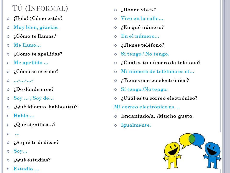 También puedo…… deletrear mi nombre: … conjugar los verbos irregulares ser y tener: yo soy,. yo tengo … conjugar los verbos regulares en –er e -ir: yo