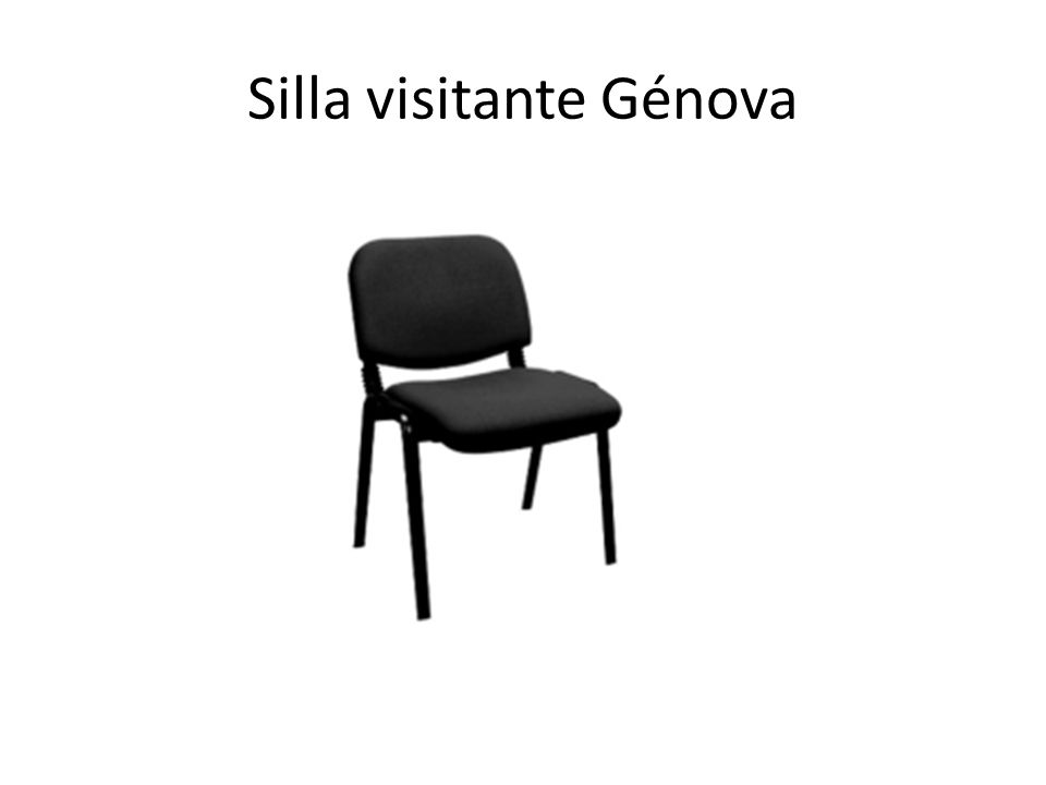 Silla visitante Génova