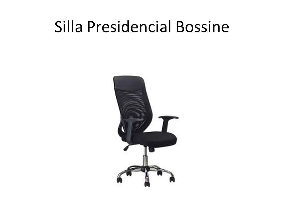 Silla Presidencial Bossine