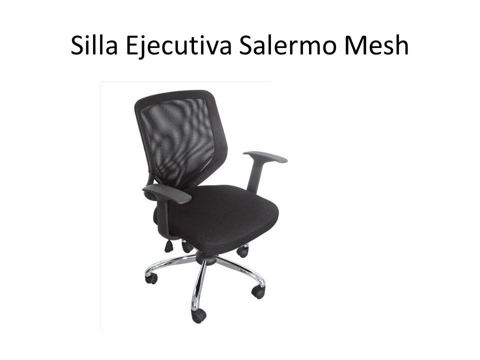 Silla Ejecutiva Salermo Mesh