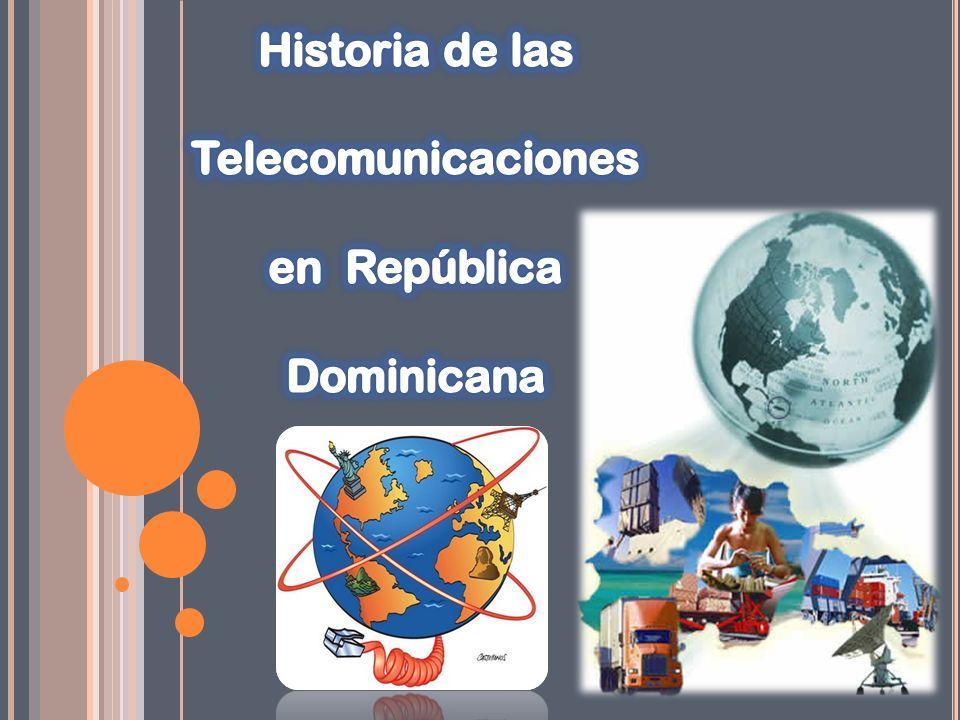 En1998 CODETEL ofrece sus servicios de telefonía digital, pero fue TRICOM la primera empresa en el país en ofrecer este servicio En el 2005 CODETEL pasa a ser VERIZON DOMINICANA.
