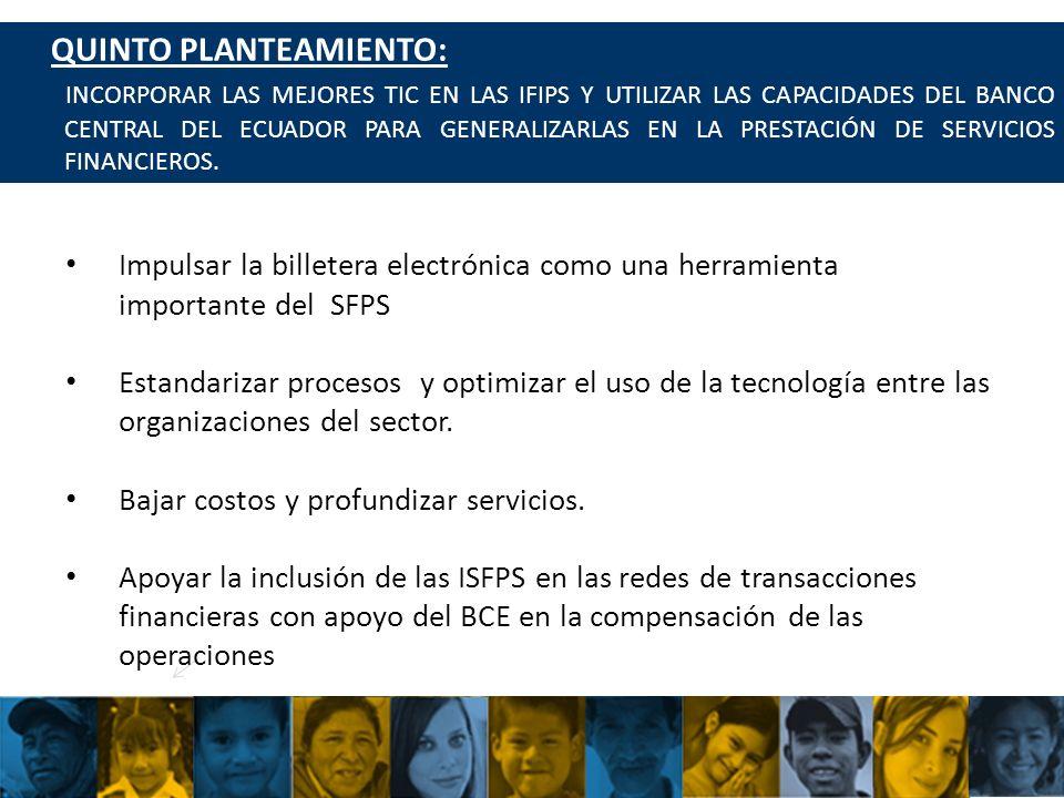 UCACSUR Cuenca: Eugenio Espejo 8-38 y Padre Aguirre Teléfono: 593 7 2838195 WWW.UCACSUR.COOP PLANTEAMIENTO DEL COMITÉ 43 QUINTO PLANTEAMIENTO: INCORPORAR LAS MEJORES TIC EN LAS IFIPS Y UTILIZAR LAS CAPACIDADES DEL BANCO CENTRAL DEL ECUADOR PARA GENERALIZARLAS EN LA PRESTACIÓN DE SERVICIOS FINANCIEROS.