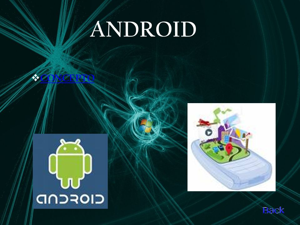 ANDROID CONCEPTO