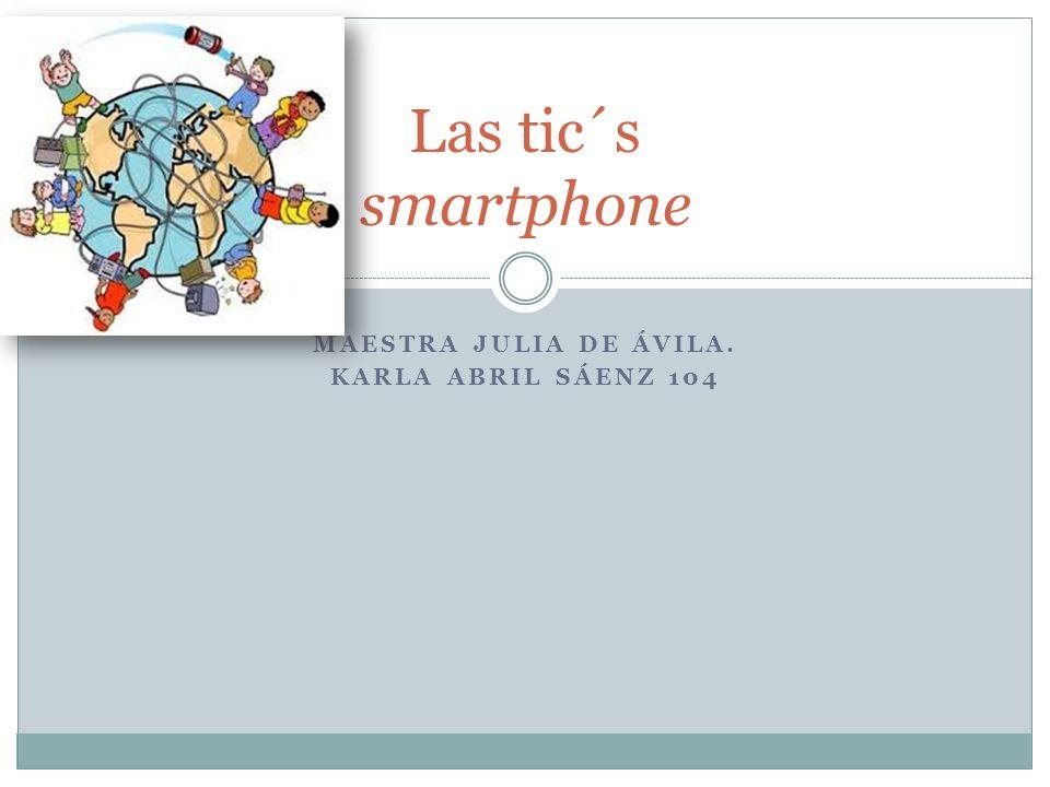 http://es.wikipedia.org/wiki/Tel%C3%A9fono_inteligente Un teléfono inteligente (smartphone en inglés) es un teléfono móvil construido sobre una plataforma informática móvil, con una mayor capacidad de almacenar datos y realizar actividades semejantes a una minicomputadora y conectividad que un teléfono móvil convencional.