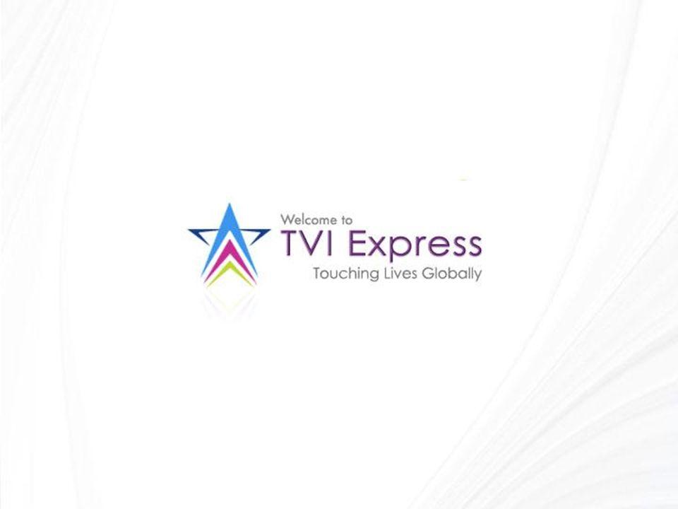En los negocios LA OPORTUNIDAD LO ES TODO El lugar adecuado El momento adecuado La plataforma adecuada La decisión adecuada Con TVI, la oportunidad es perfecta.