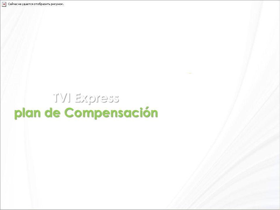 TVI Express plan de Compensación