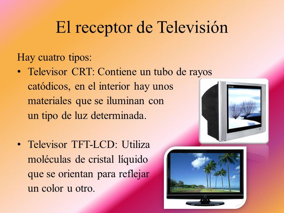 La Cámara de Televisión Las cámaras de televisión constan de tres partes fundamentales: La óptica: Es un sistema de lentes que permiten encuadrar y enfocar la imagen.