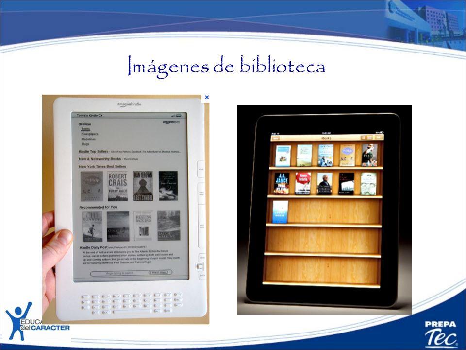 Imágenes de biblioteca