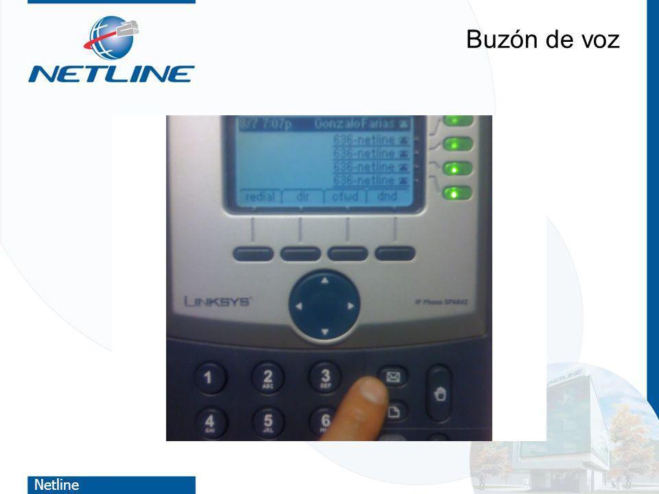 Netline Buzón de voz