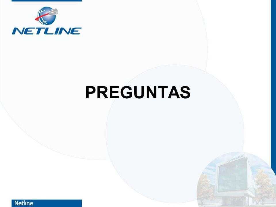 Netline PREGUNTAS