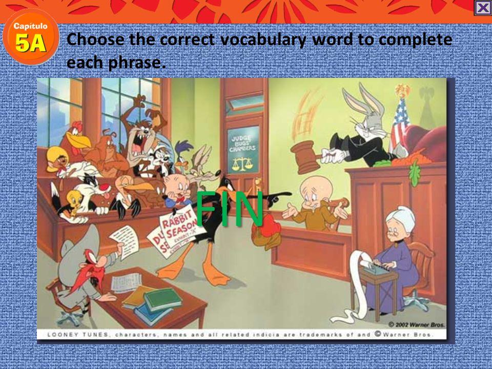 Choose the correct vocabulary word to complete each phrase. Dicen que muchas personas están vivas hoy a causa de lo que hicieron. vivas heridos dormid