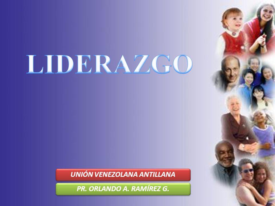 UNIÓN VENEZOLANA ANTILLANAPR. ORLANDO A. RAMÍREZ G.