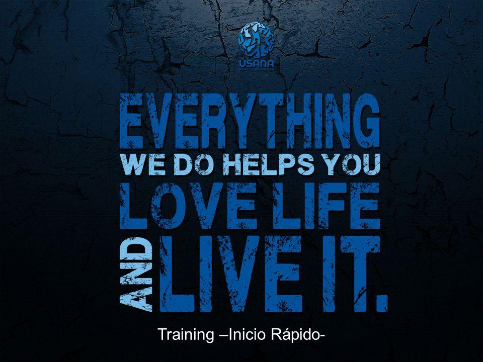 Training –Inicio Rápido-
