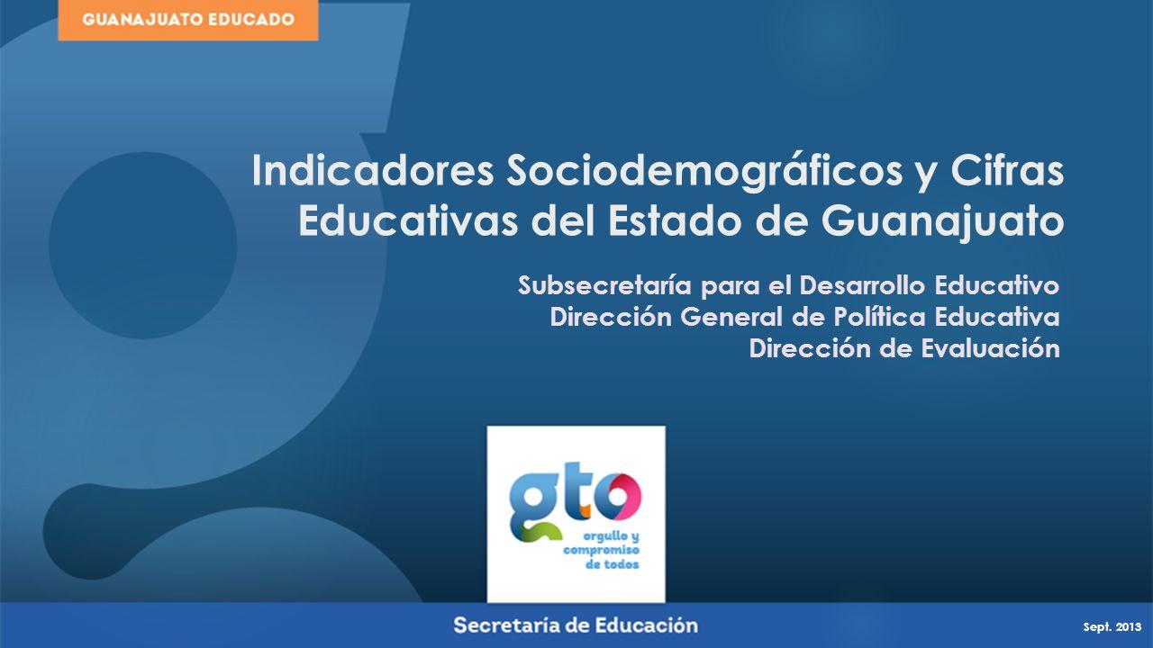 Índice I.Contexto SociodemográficoContexto Sociodemográfico II.