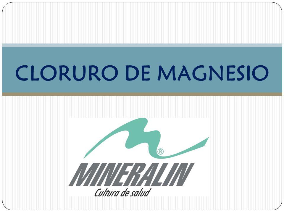 EL CLORURO DE MAGNESIO AYUDA A PREVENIR LA APARICIÓN DEL CÁNCER