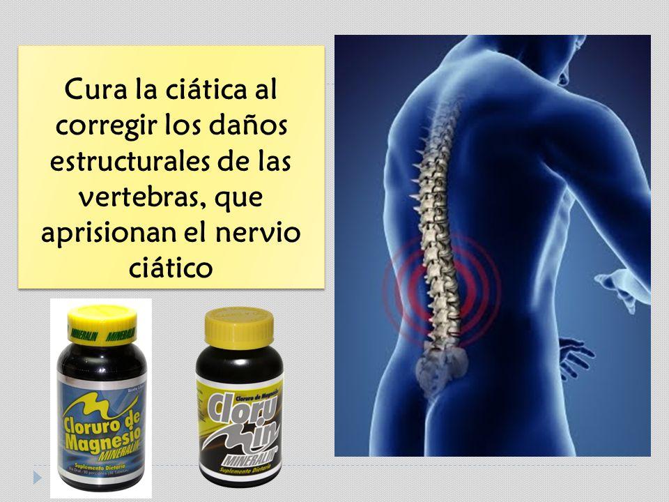 El cloruro de magnesio ayuda a curar a fondo la osteoartritis de la rodilla, desinflamando y fortaleciendo la rodilla.