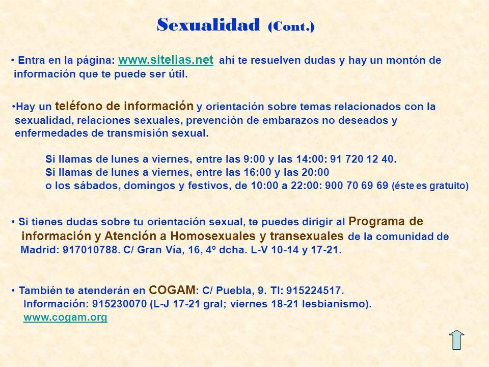 Entra en la página: www.sitelias.net ahí te resuelven dudas y hay un montón de www.sitelias.net información que te puede ser útil.