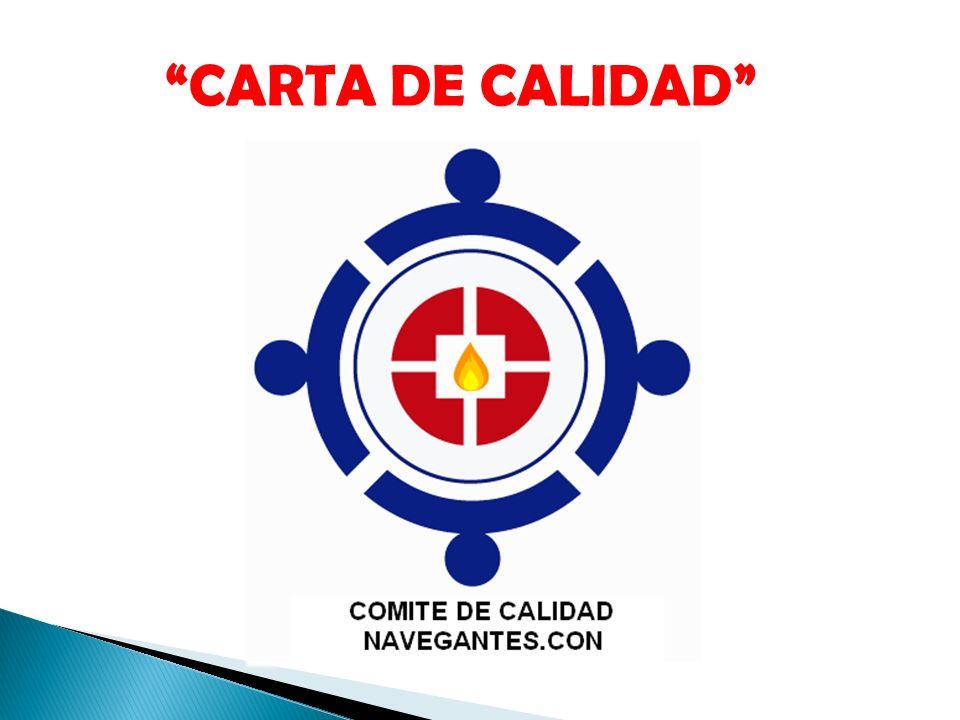 CARTA DE CALIDAD