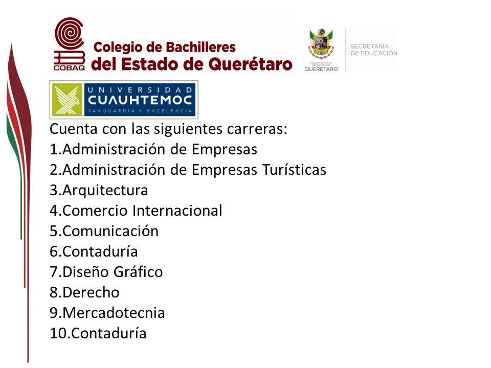 Promedio9.5 a 10 % de Becas100% Examen de admisiónGratuito ContactoLic.
