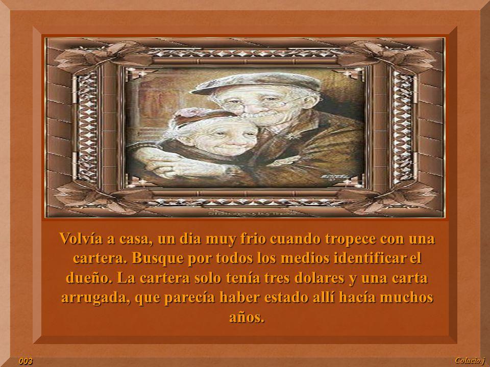 LA CARTERA Autor (a) do texto : Desconhecido Colacio.j002