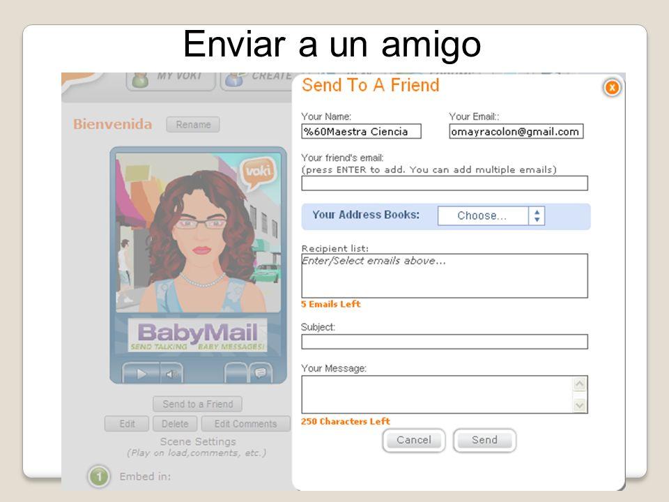 Enviar a un amigo