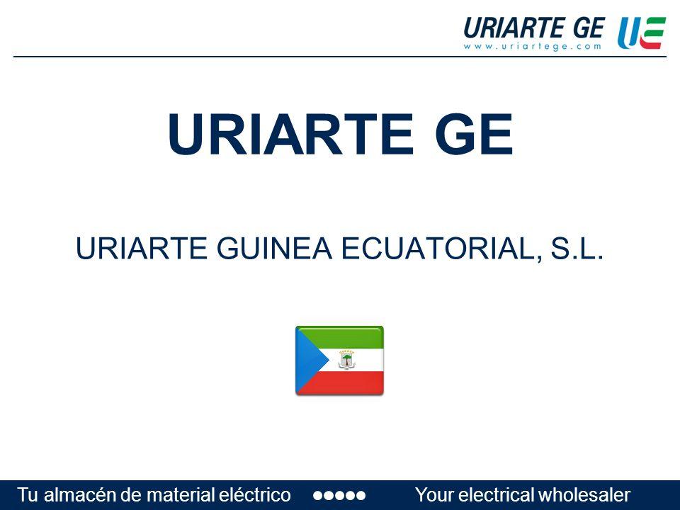 URIARTE GE URIARTE GUINEA ECUATORIAL, S.L.