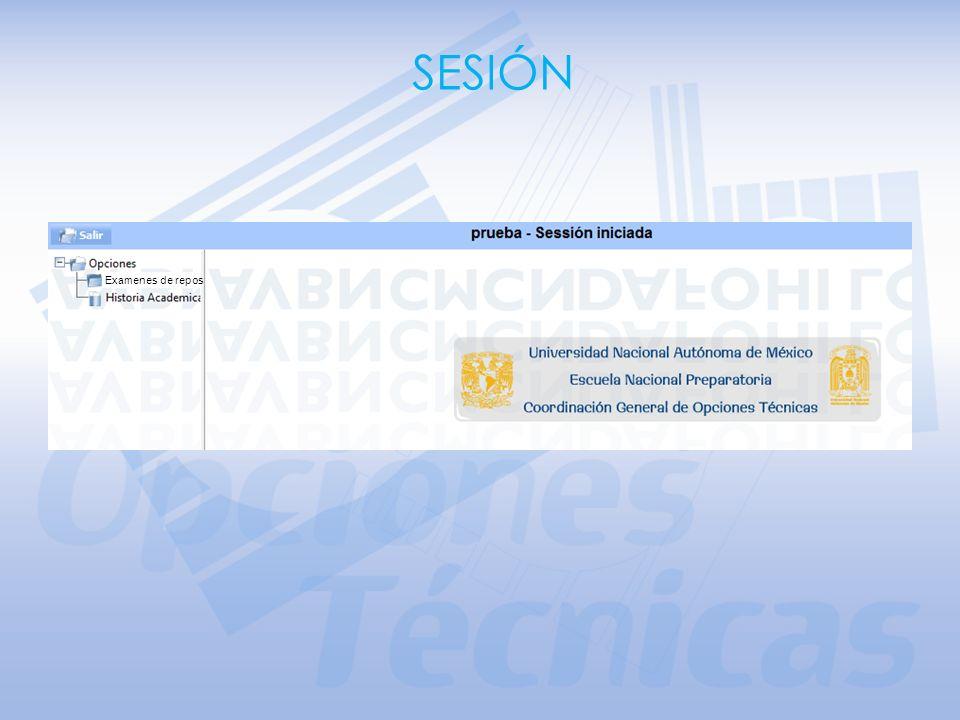 EN LO SUCESIVO… INGRESO A SESIÓN Proporcionar Nombre de Usuario Proporcionar Contraseña