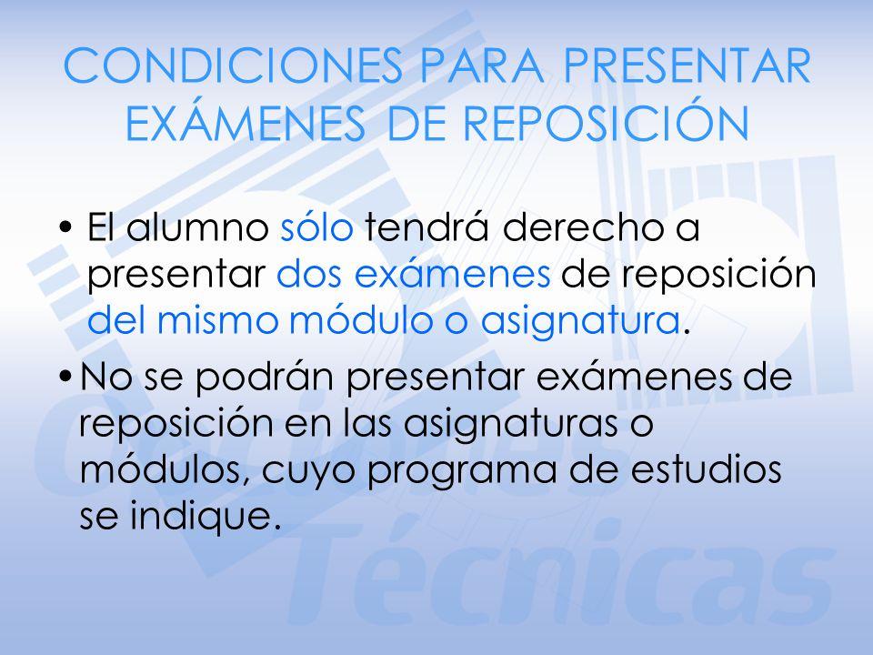a)Tener acreditado como mínimo, el 70% de las asignaturas o módulos que integran el programa de estudios de la Opción Técnica.