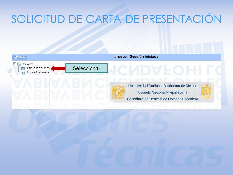 REGISTRO DE EXÁMENES DE REPOSICIÓN Proporcionar Nombre de Usuario Proporcionar Contraseña
