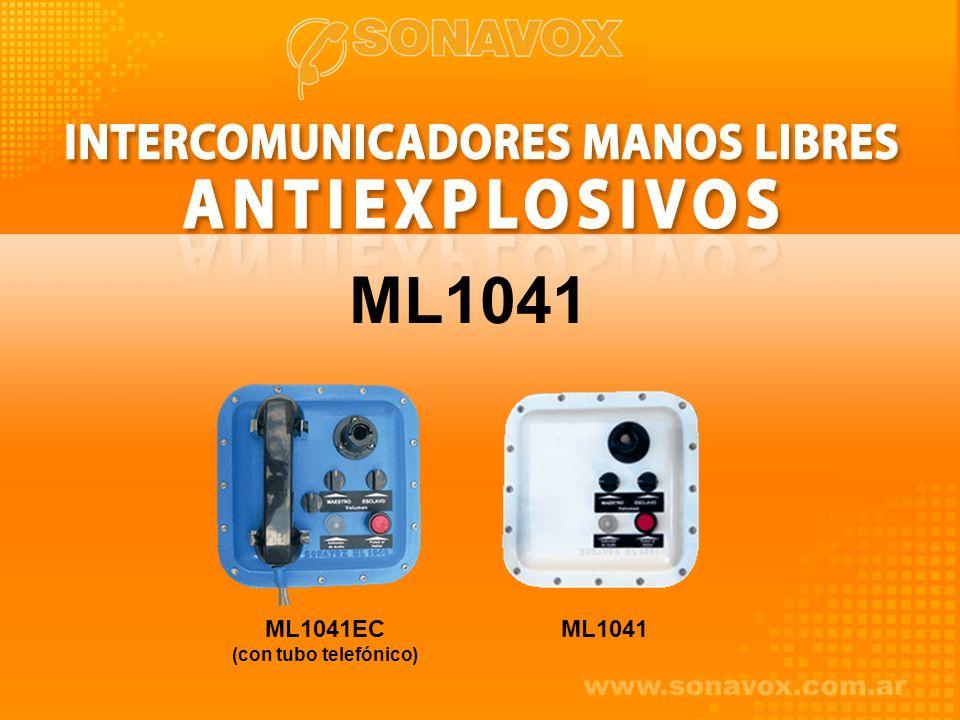 ML1041EC (con tubo telefónico) ML1041